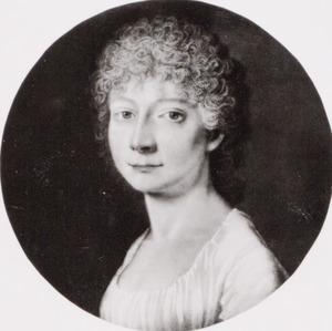 Portret van Cornelia Christina van Orsoy (1778-1816)