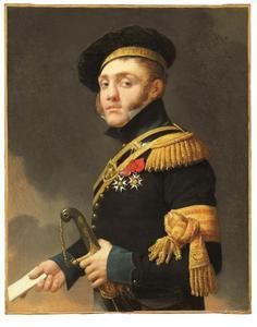 Portret van de zoon van de kunstenaar, Antoine-Louis Regnault