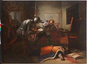 De dood van Filippo Strozzi