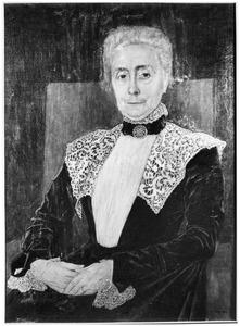 Portret van Petronella Johanna Gerardina Brugmans (1838-1905)