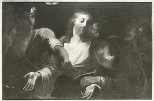 De Judaskus en de gevangenname van Christus