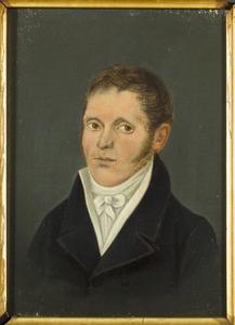Portret van een man, mogelijk Nolet