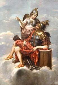 Mars en Minerva