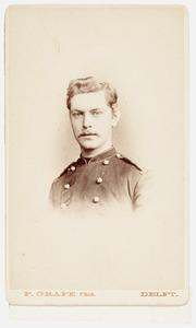 Portret van Ludolf op ten Noort (1852-1939)