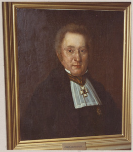 Portret van Herman Johan Royaards (1794-1854)