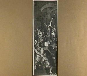 Heilige Eligius bezoekt de gevangenen (Altaar van het smedenambacht)