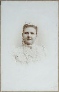 Portret van Emma van Waldeck -Pyrmont (1858-1934)