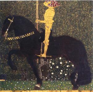 De Gouden Ridder (het leven is een strijd)