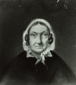 Portret van Johanna van Griethuysen (1776-1853)