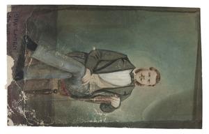 Portret van Louis Lanen (1837-1891)
