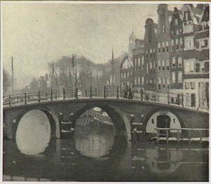 Brouwersgracht te Amsterdam