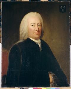 Portret van Franc van der Goes (1687-1767)