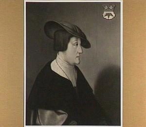 Portret van een man, mogelijk Kornelis van Blyenburg (1450-1521)