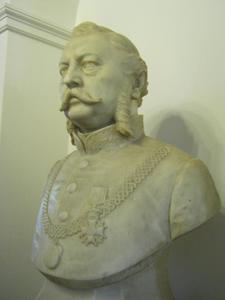 Portret van Frans Marinus de Vries van Heyst (1835-1910)