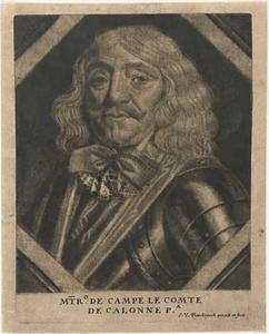 Portret van Charles Antoine, graaf van Calonne (1602-1672)