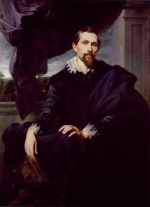 Portret van Frans Snijders (1579-1657)