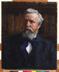 Portret van Max Rooses