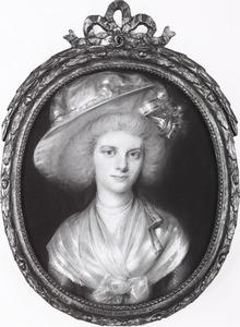 Portret van Maria Lublink (1772-1819)