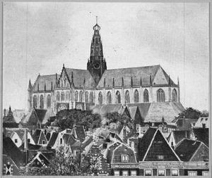 De St. Bavo te Haarlem