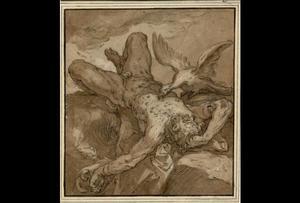 Prometheus en de adelaar
