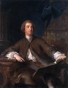 Portret van Joseph Bonnier de la Mosson (1702-1744)