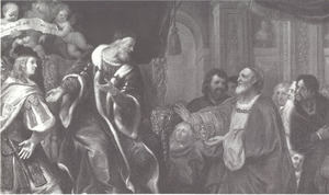 Adolf VIII van Holstein ziet in 1448 af van de Deense troon ten gunste van zijn neef Christiaan