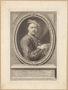 Portret van Jacques Ignatius de Roore (1686-1747)