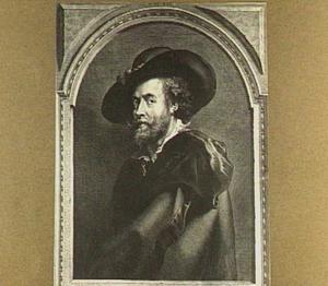 Portret van Rubens (1577-1640)