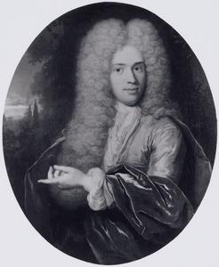 Portret van Daniel Deutz (1681-1742)