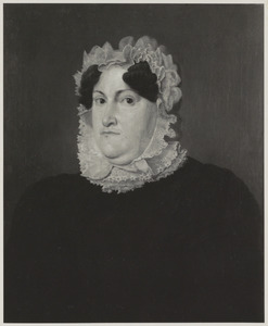 Portret van Anna Elsabe van Omphal (1778-1826)