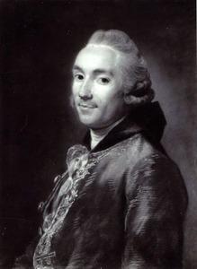 Portret van Jean-Joseph de Laborde (1724-1794)