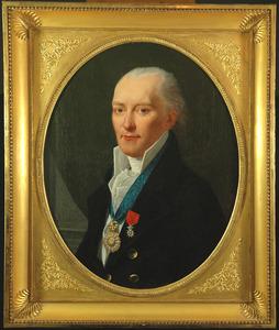 Portret van Johan Meerman (1753-1815)