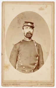 Portret van H.J. Jacobs