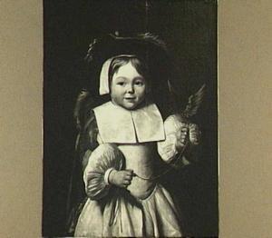 Portret van een jongen, wellicht uit het geslacht Van Rechteren toe Rechteren, 1666