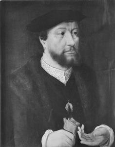 Portret van Hendrik III van Nassau (1483-1538)