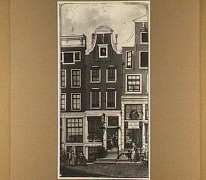 De apotheek van Bolkestein in de Leidsestraat te Amsterdam