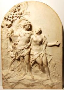 Apollo en de Cumaeïsche Sibylle