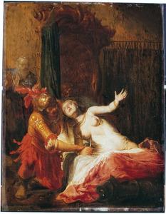 De zelfmoord van Lucretia (Livius, 1:58)