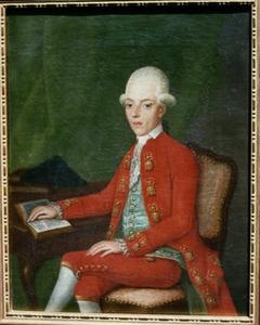 Portret van Adriaan van der Does (1762-1840)