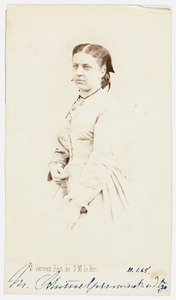 Portret van Johanna Maria Schimmelpenninck van der Oye (1842-1924)