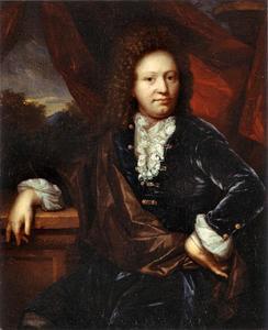 Portret van Johann Adolf von Plettenberg (ca. 1656-1697), Herr zu Lenhausen