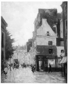 Rue Vaugirard. Parijs