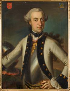 Portret van Theodorus Johannes Albertus Ferdinandus Josephus Speyart van Woerden (1742-1824)