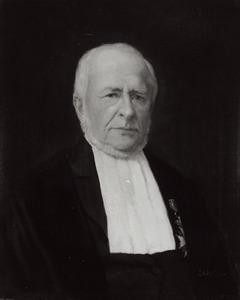 Portret van Willem Gerard Brill (1811-1896)
