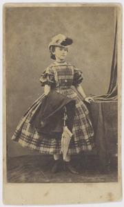 Portret van Johanna Petronella Everts (1852-1939)