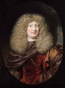 Portret van Hendrik Meulenaer (1650-1704)