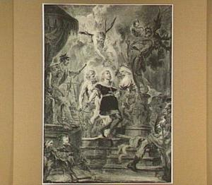 Het martyrium van de H. George