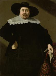 Portret van Philips Denijs (1604-1663)