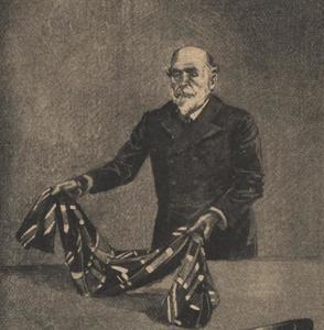 Portret van Henry du Pre Labouchere (1831-1912)
