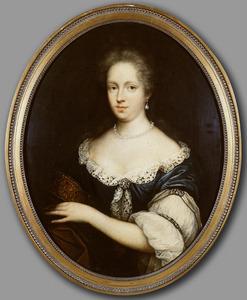 Portret van mogelijk Hilgonda Maria van Heemskerck (1668- )